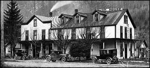 Bush House circa_ 926