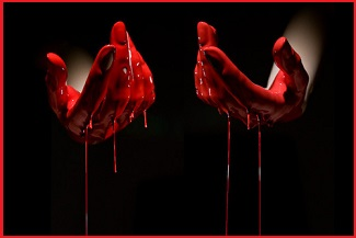 dinnertime-you-are-on-menu-blood-on-your-hands