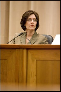 Judge Cheryl Higgins